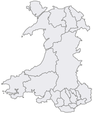 Local authorities in Wales